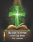 Bible Verse Coloring Book For Adults Book PDF