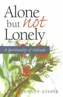 Alone But Not Lonely Book