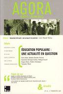 Pdf Education populaire : une actualité en question Telecharger