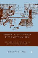 University Coeducation in the Victorian Era Pdf/ePub eBook