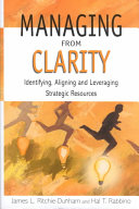 Managing from Clarity