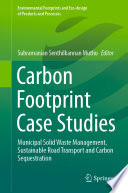 Carbon Footprint Case Studies