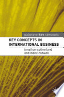 Key Concepts In International Business Book PDF