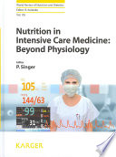 Nutrition In Intensive Care Medicine Book PDF