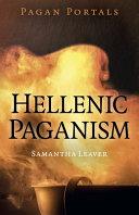 Pagan Portals   Hellenic Paganism