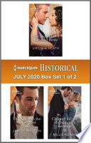 Harlequin Historical July 2020 Box Set 1 Of 2