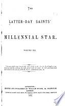 The Latter-day Saints' Millennial Star