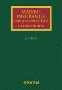 Pdf Marine Insurance Telecharger