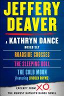 Kathryn Dance eBook Boxed Set