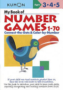 My Book of Number Games 1 70