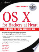 OS X for Hackers at Heart Book