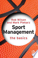 Sport Management  The Basics