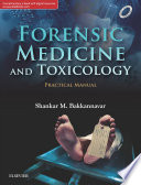 Forensic Medicine and Toxicology Practical Manual  1st Edition   E Book