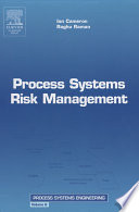 Process Systems Risk Management Book