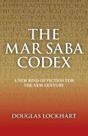Mar Saba Codex Pdf/ePub eBook