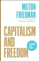 link to Capitalism and freedom in the TCC library catalog