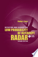 Detecting and Classifying Low Probability of Intercept Radar