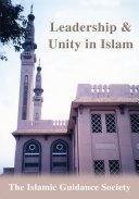 Leadership   Unity in Islam