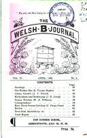 The Welsh Bee Journal