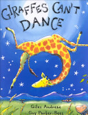 link to Giraffes can't dance in the TCC library catalog