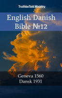 English Danish Bible No12