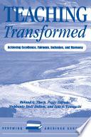 Teaching Transformed