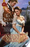 To Deceive a Duke Book PDF