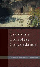 Cruden S Complete Concordance To The Old And New Testaments