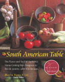 The South American Table ebook