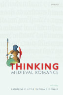 Pdf Thinking Medieval Romance Telecharger
