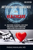 Artificial Intelligence in Healthcare Book