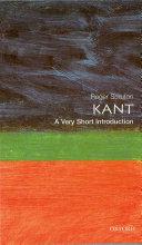 Kant: A Very Short Introduction Pdf/ePub eBook