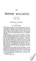 The British Magazine