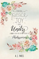 Finding Peace,Joy and Unity