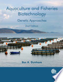 Aquaculture And Fisheries Biotechnology Book PDF