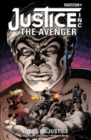 Justice Inc: The Avenger - Faces Of Justice #4 (Of 4) Pdf/ePub eBook