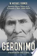 Geronimo  Prisoner of Lies Book