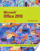 Microsoft Office 2010 Illustrated Introductory First Course Book PDF