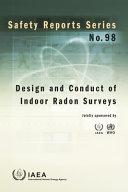 Design and Conduct of Indoor Radon Surveys