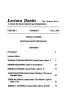 Lectura Dantis