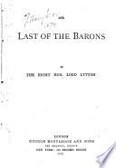 Lord Lytton s Novels