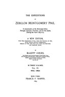 The Expeditions of Zebulon Montgomery Pike  Index  Maps