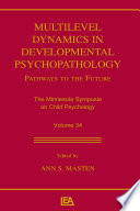 Multilevel Dynamics in Developmental Psychopathology