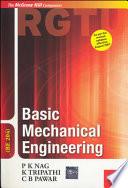 Basic Mechanical Engineering (Be 204)