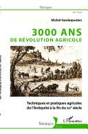 Pdf 3000 ans de révolution agricole Telecharger