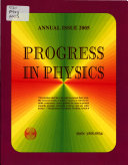 Progress in Physics Book