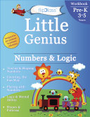 Numbers & Logic: Pre Kindergarten Workbook (Little Genius Series)