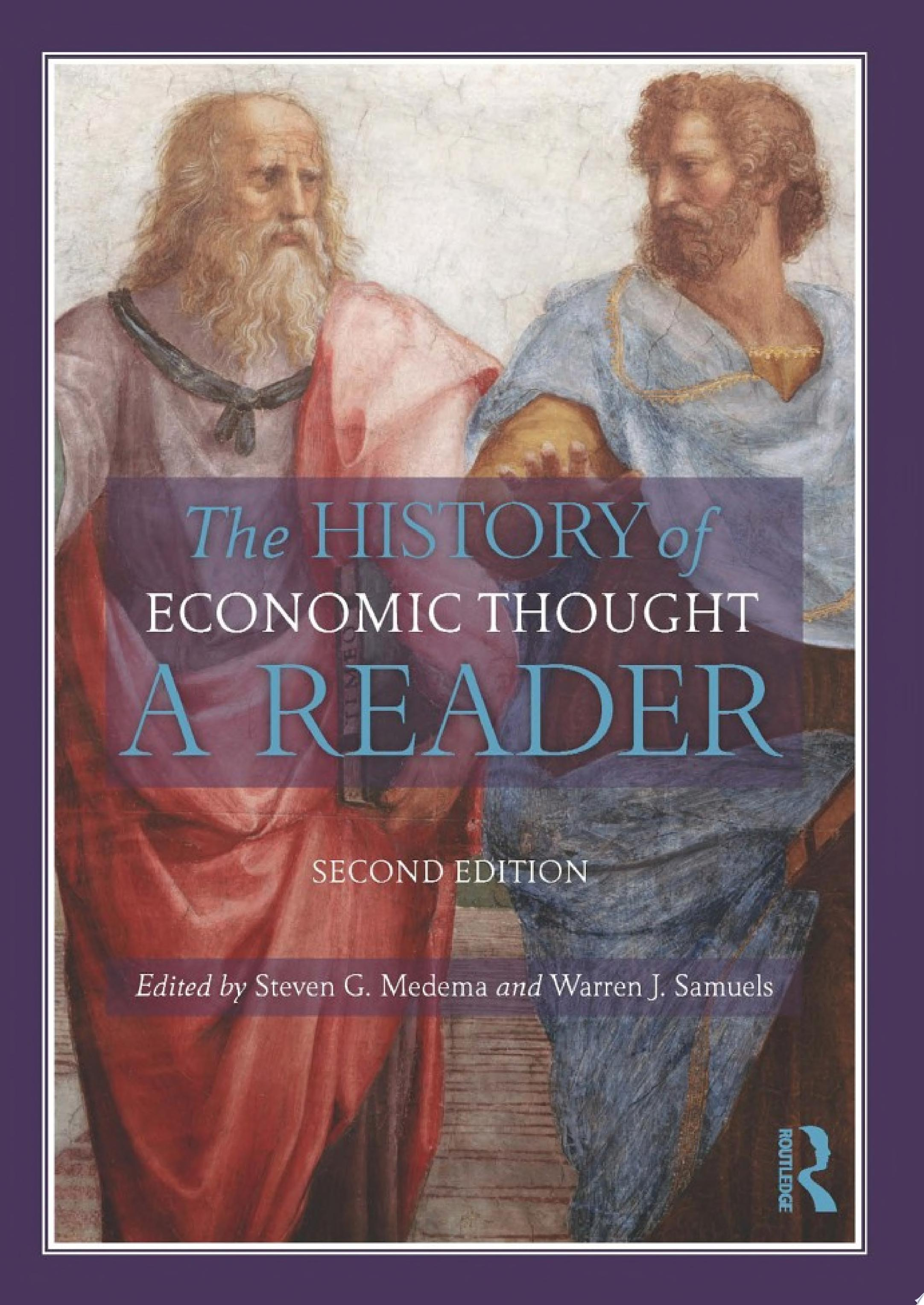The History of Economic Thought