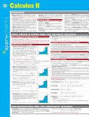 Sparkcharts Calculus Ii
