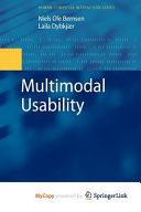 Multimodal Usability Book
